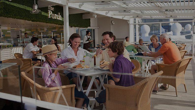 Restaurants Spezialtätenrestaurents An Bord